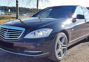 Mercedes-Benz S Facelift